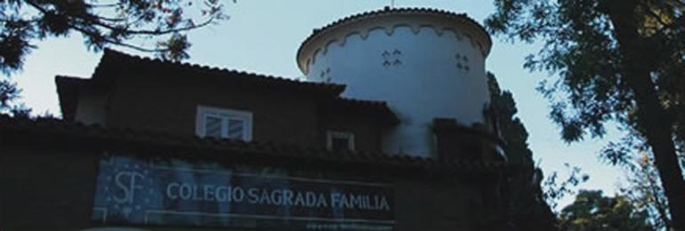 Colegio Sagrada Familia _ en Bella Vista_edificio