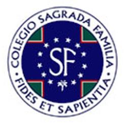 Colegio Sagrada Familia _ en Bella Vista_escudo