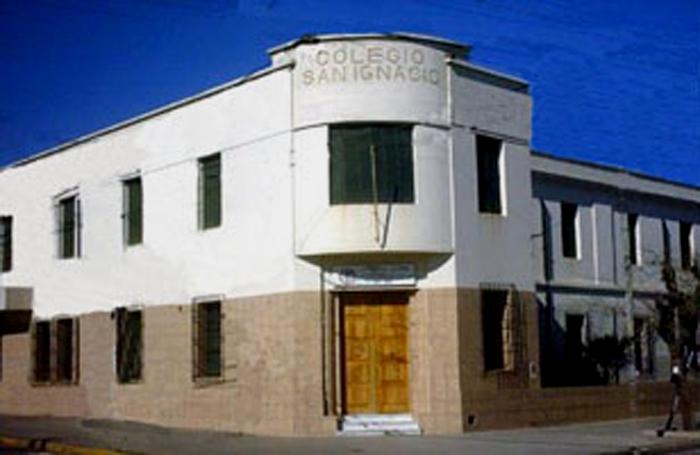 Colegio San Ignacio_en Wilde