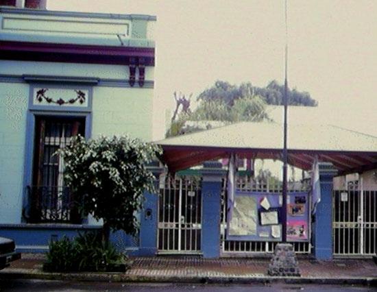 Escuela del Encuentro-jardin-en Quilmes