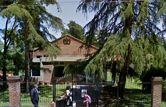 SGS Loma Verde School_entrada