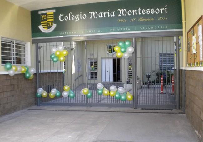 Colegio Maria Montessori 1