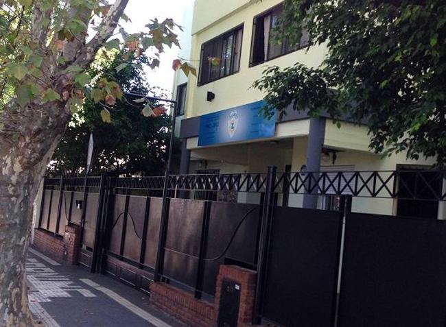 Colegio Learning Proyecto Integral_edificio frente_en Olivos