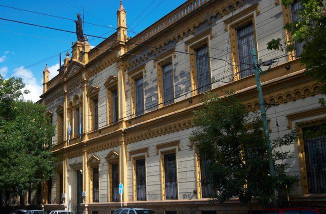 Colegio Santa Felicitas de San Vicente de Paul 1