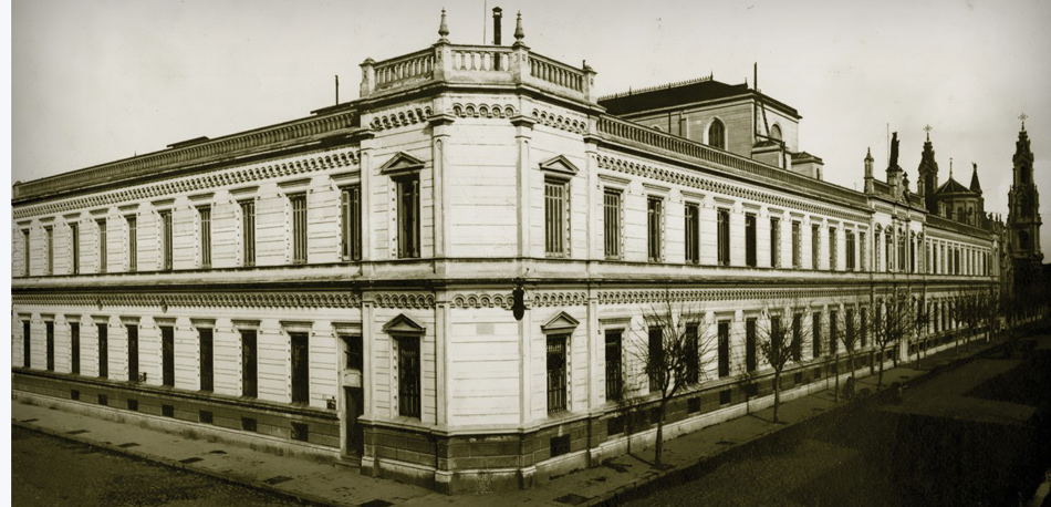 Colegio Santa Felicitas_en Barracas
