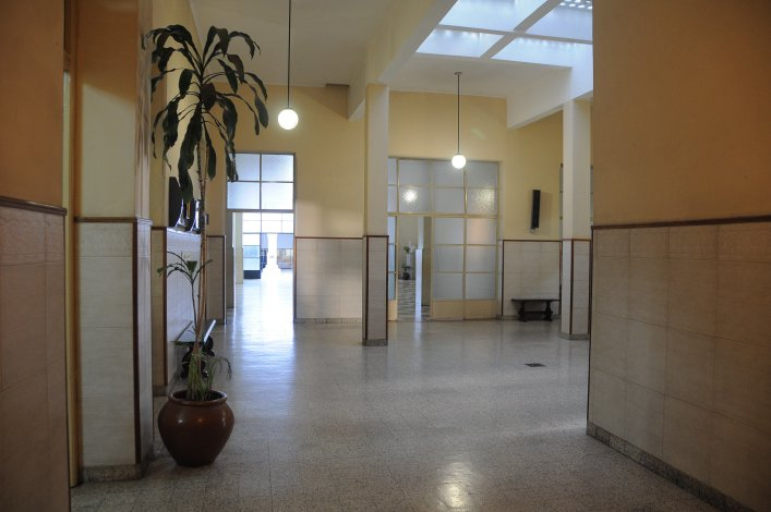Colegio Santo Domingo_en Ramos Mejía_pasillos