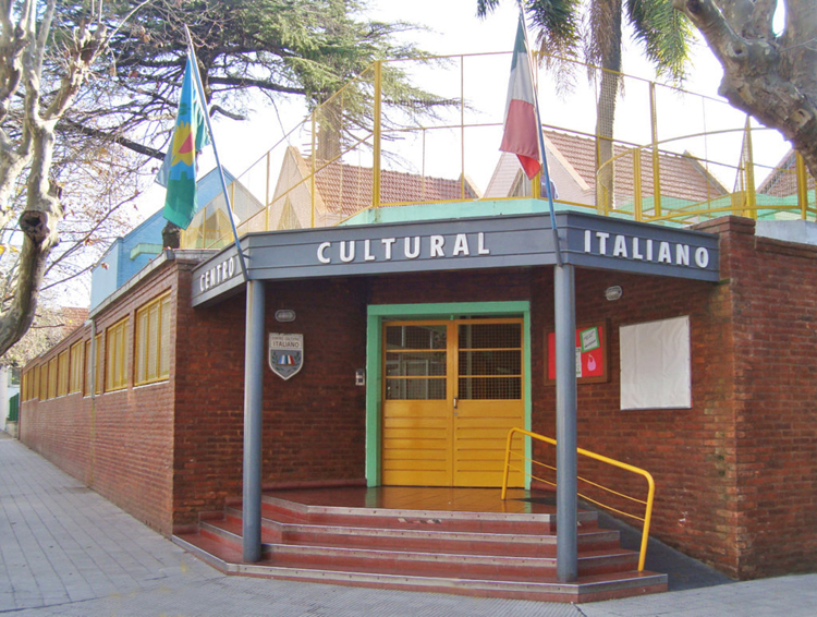 Colegio entro Cultural Italiano_en Olivos