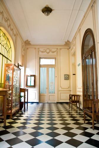 Instituto José M. Estrada_en Constitución-interior