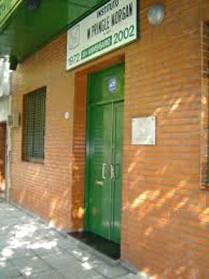 Instituto Pringle Morgan_edificio-entrada_en barrio de Palermo_2jpg