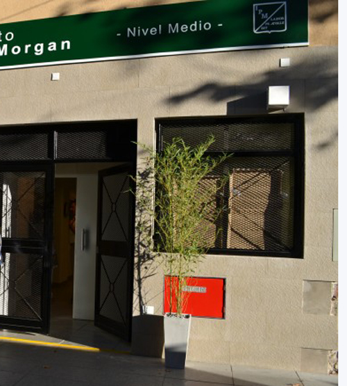 Instituto Pringle Morgan_en barrio de Palermo