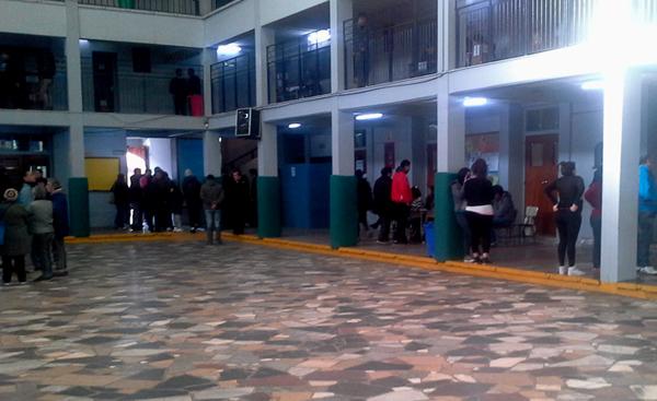 Instituto Sagrado Corazón de Barracas_interior