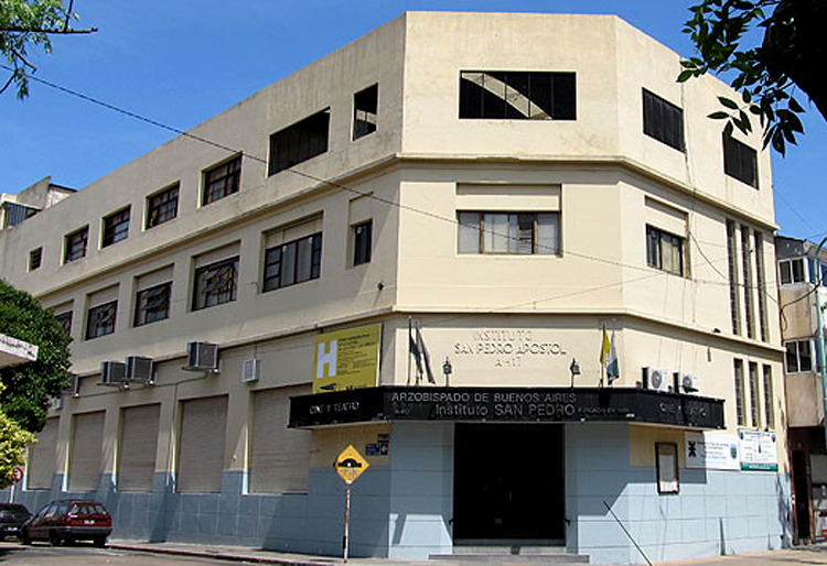 Instituto San Pedro_CABA