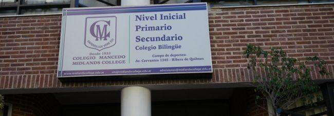 Colegio Mancedo (Midlands College) 1