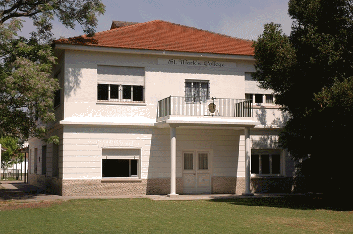St. Mark's college_en Monte Grande
