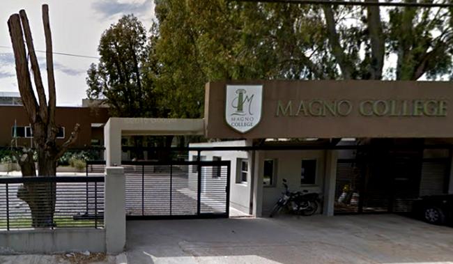 Magno College 1