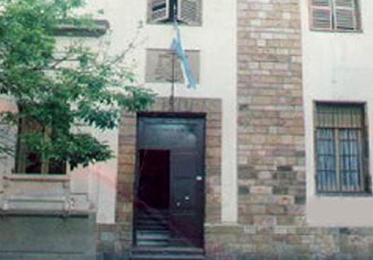 Instituto Parroquial Santa Lucia 1