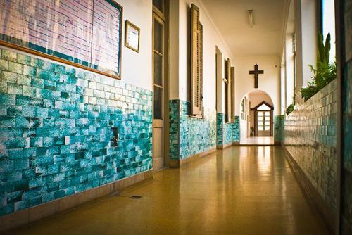 instituto patrocinio de san josé_colegiales-edificio interior