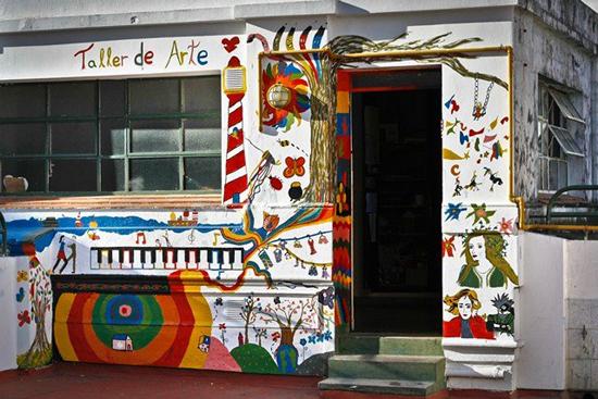 instituto patrocinio de san josé_colegiales-taller arte