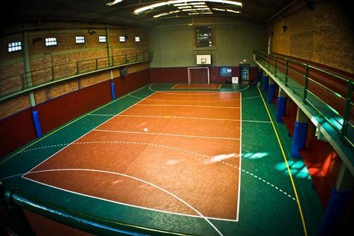 instituto patrocinio de san josé_gimnasio_colegiales