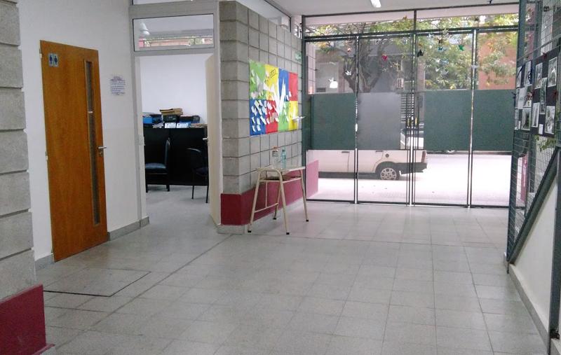 Colegio Baldomero Fernandez Moreno-entrada