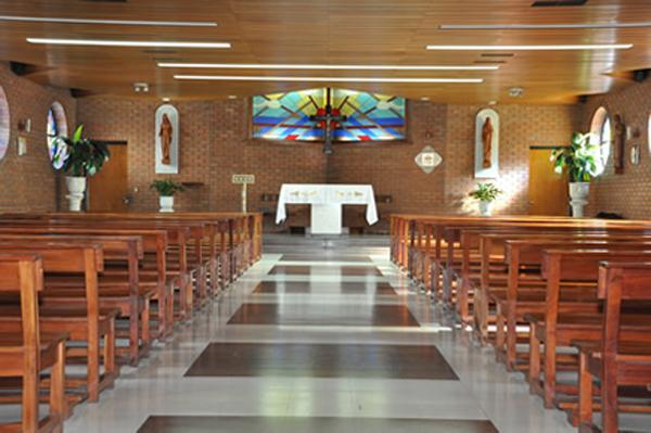 Colegio Benito Nazar-capilla