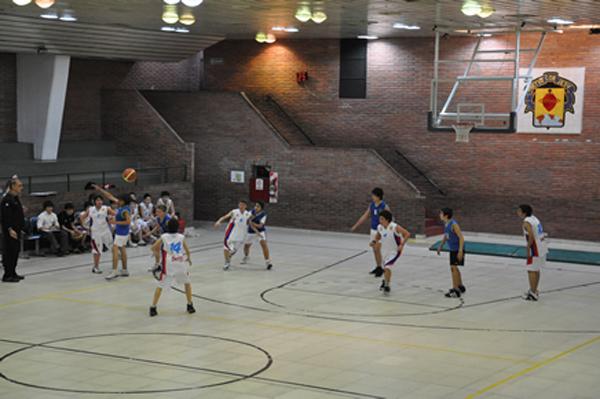 Colegio Benito Nazar_gimnasio_2