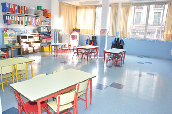 Colegio Benito Nazar_sala jardin_2