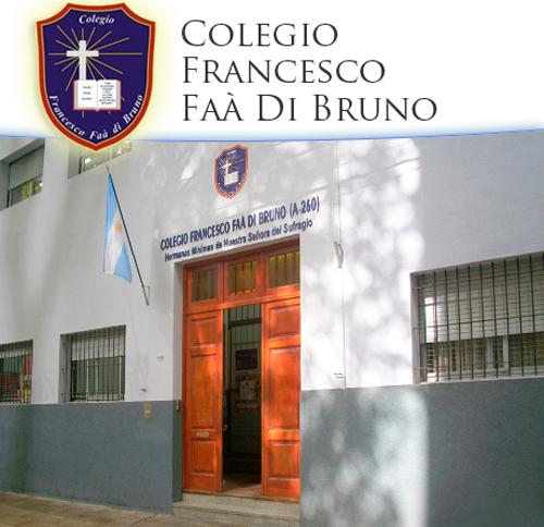 Colegio Francesco Faa di Bruno