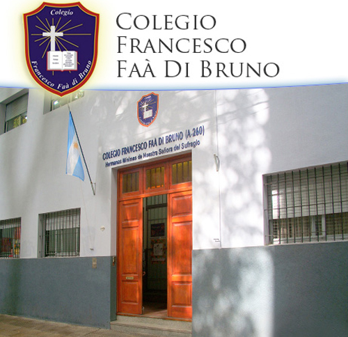 Colegio Francesco Faá di Bruno 1