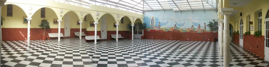 Colegio Parroquial Sacratísimo Corazón de Jesús_interior