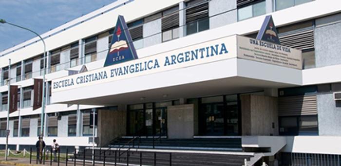 Escuela Cristiana Evangélica Argentina