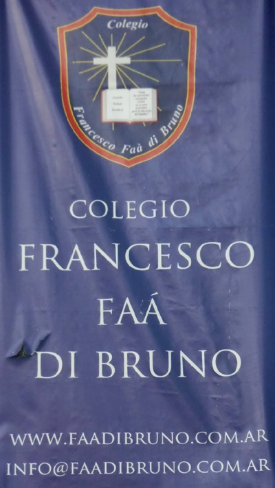 Faa di Bruno_colegio