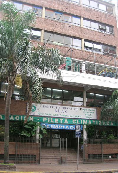 Instituto Educativo ALAS