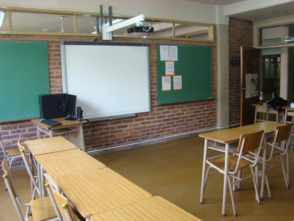 Instituto Educativo ALAS_aula