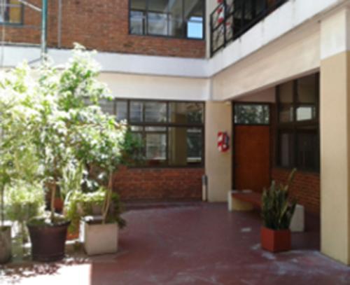 Instituto Educativo Sudamericano Modelo-edificio interior