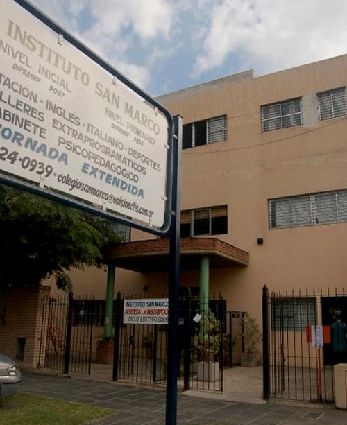 Instituto San Marco_en Quilmes