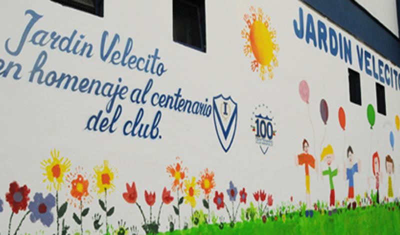 Instituto Velez Sarsfield_jardin de infantes