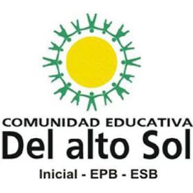 colegio del Alto Sol_en Bernal oeste_escudo