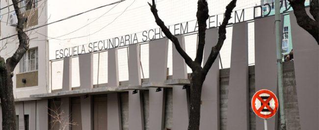 Escuela Scholem Aleijem 46