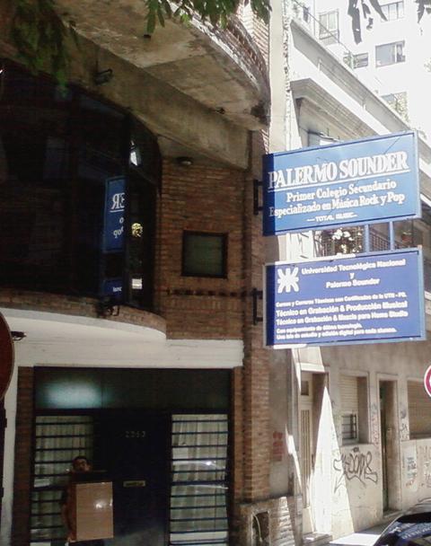 Colegio Palermo Sounder 22