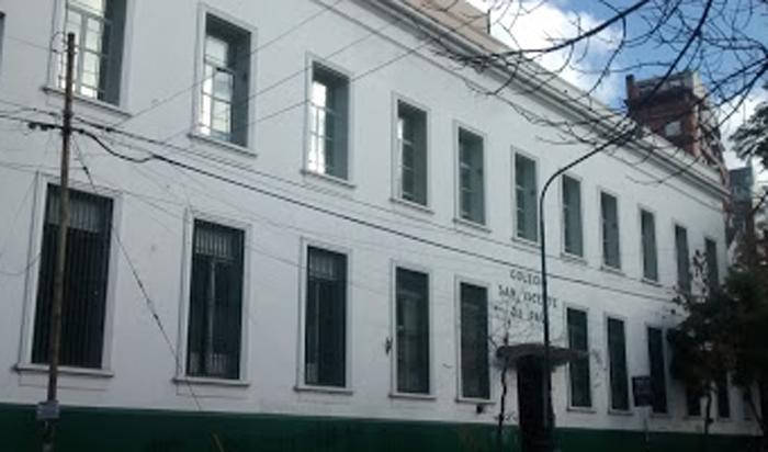 Colegio San Vicente de Paul_en Boedo