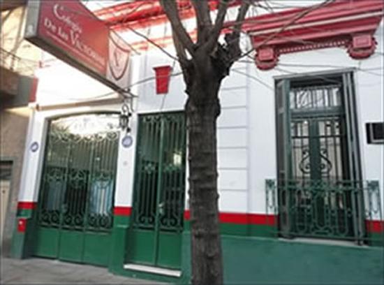 Colegio de Las Victorias_en barrio de Boedo