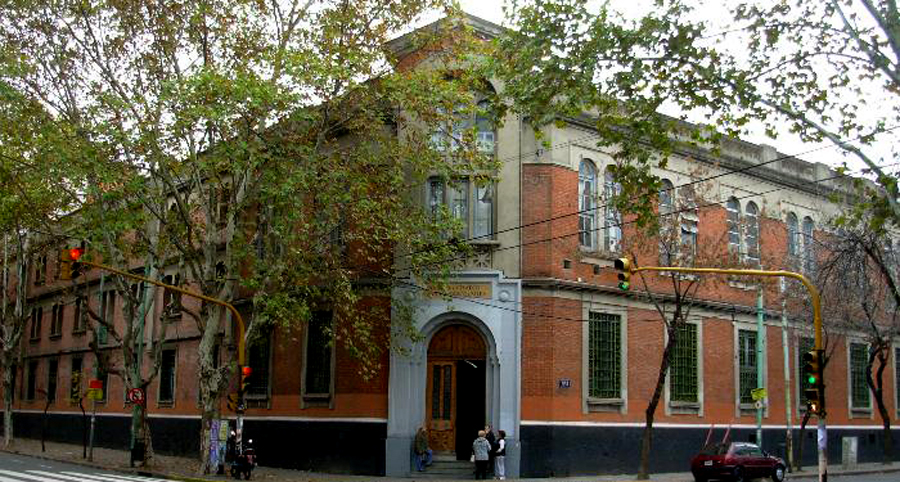 Colegio y Oratorio San Francisco de Sales_barrio de Almagro_2