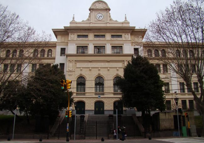 Instituto Félix Fernando Bernasconi 1