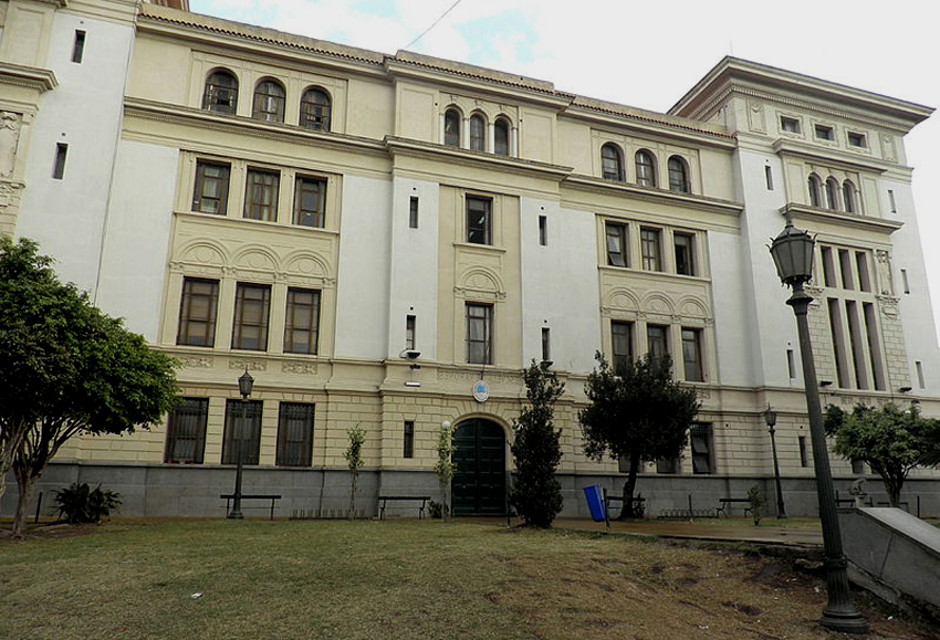 Instituto Félix F Bernasconi_edificio
