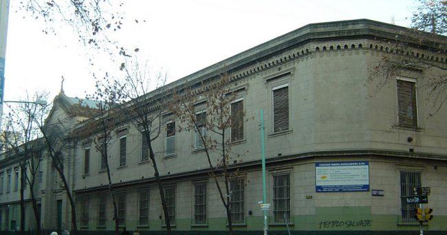 Colegio María Auxiliadora de Almagro 1