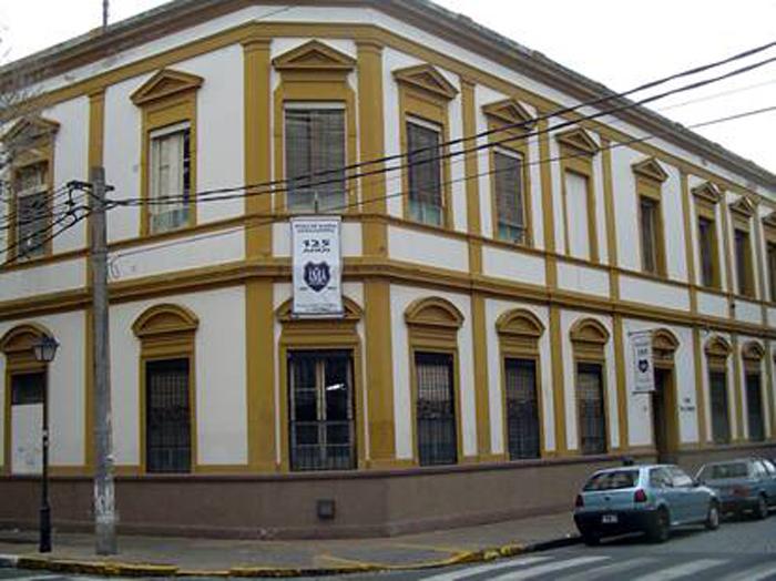 Instituto María Auxiliadora_en San Isidro