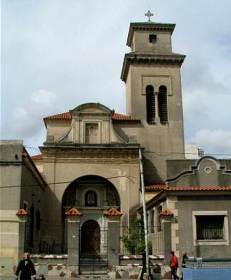 Instituto Nuestra Señora de Luján_frente edificio
