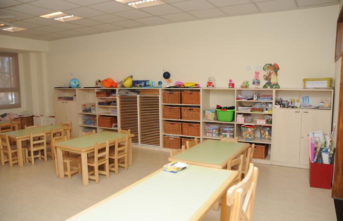 Instituto Nuestra Señora de Luján_nivel inicial_aula_en barrio Villa Pueyrredón
