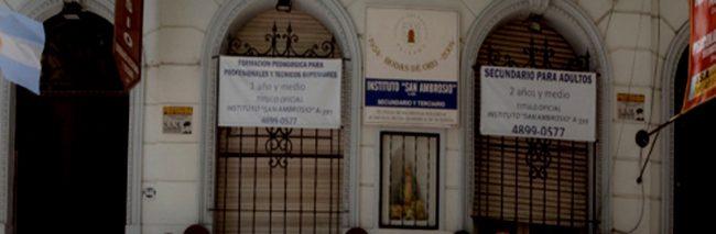 Instituto San Ambrosio 1